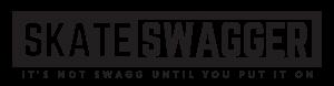Long-Black- SkateSwagger Logo 2018 v2